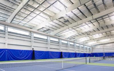 Butler Building – Eagle Tennis Club
